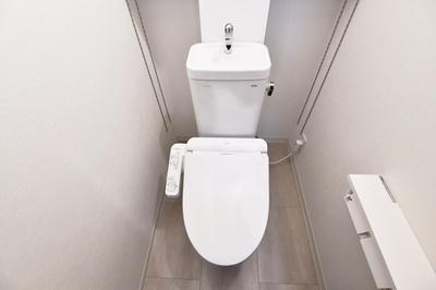 【トイレ】北千里アーバンライフB棟