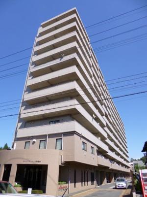 平成14年築、全81戸の綺麗なマンションです。