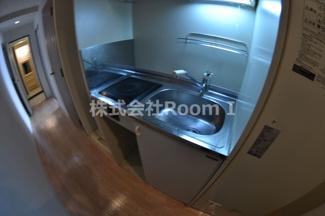 【浴室】メゾンルージュ谷町