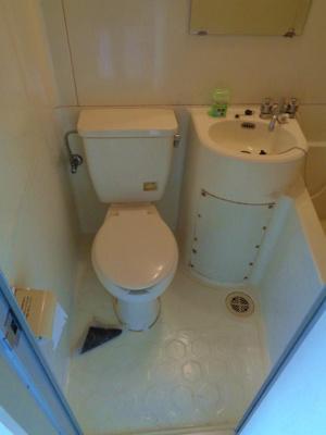【トイレ】ルーモ矢田Ⅱ