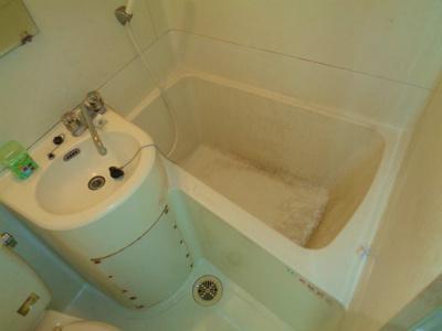 【浴室】ルーモ矢田Ⅱ