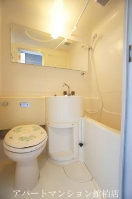 【浴室】メゾン・リュミエールⅡ