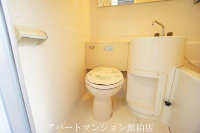 【トイレ】メゾン・リュミエールⅡ
