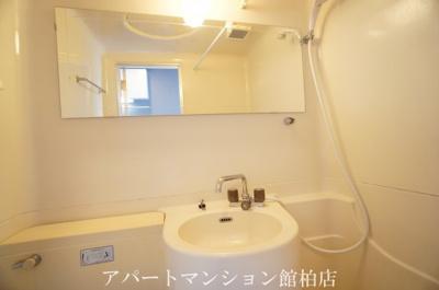 【洗面所】メゾン・リュミエールⅡ