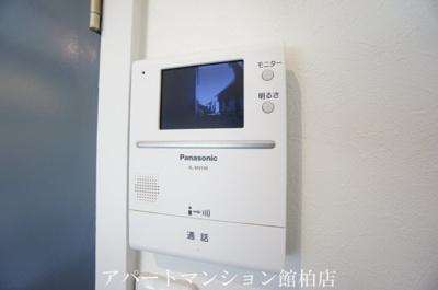 【セキュリティ】メゾン・リュミエールⅡ
