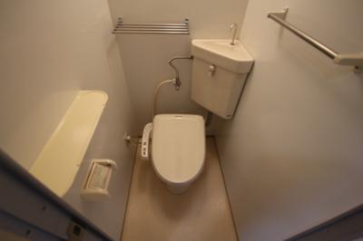 【トイレ】エル・クレセール大石
