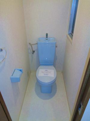 【トイレ】ウイングコート南栄