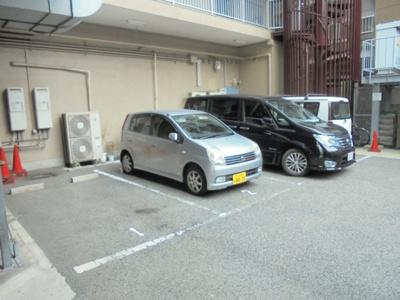 【駐車場】ウイングコート南栄