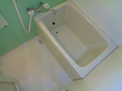 【浴室】ウイングコート南栄