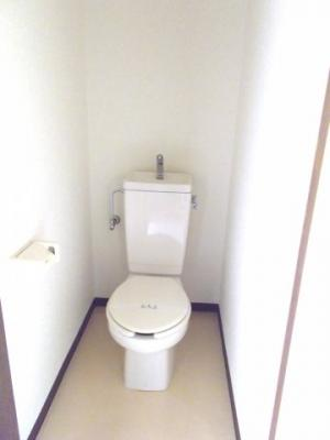 【トイレ】クックハイツ