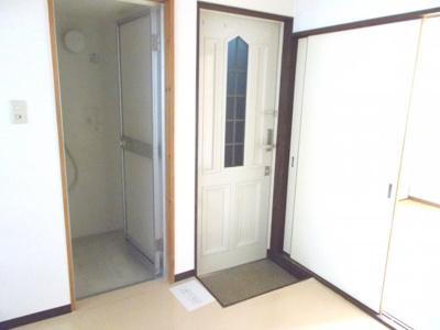 【玄関】クックハイツ