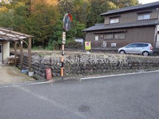【区画図】40803 関市山田土地