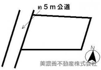 【外観】40803 関市山田土地