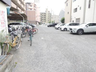 【駐車場】サンビレッジⅡ