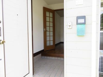 【玄関】ハイツ中西
