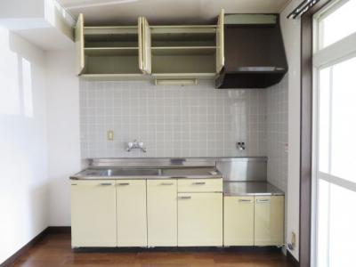 【キッチン】ハイツ中西