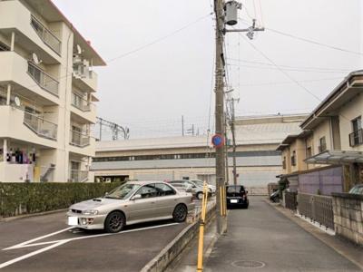 【駐車場】淀団地第2住宅4棟