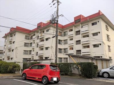 【外観】淀団地第2住宅4棟