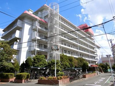 【現地写真】 鉄骨鉄筋コンクリート造 487戸の大型マンションです♪