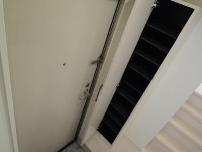 【玄関】ハルジオン