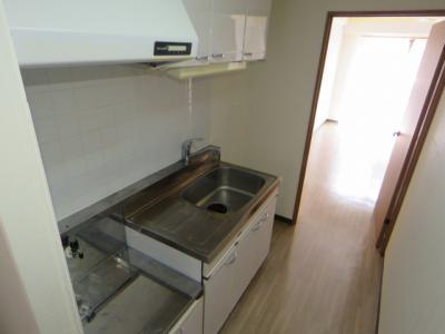 【キッチン】スカイコートK1