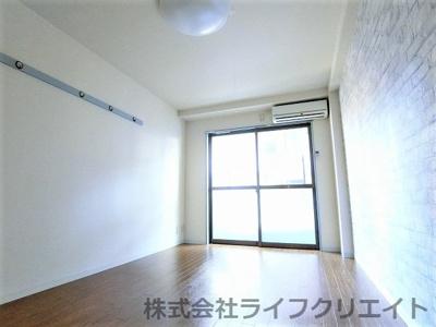 【居間・リビング】あずまマンション