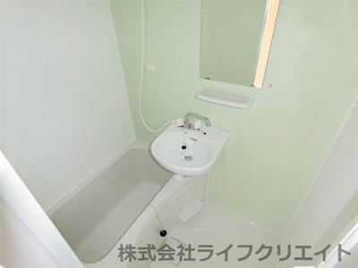 【浴室】あずまマンション
