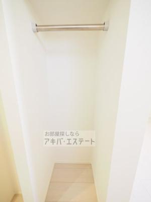 【収納】ディアグランコート足立