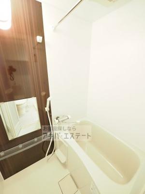 【浴室】ディアグランコート足立