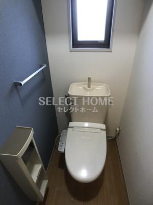 【トイレ】ベルパーク丸山 B