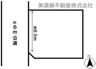 【区画図】42197 浜松市西区舞阪町弁天島