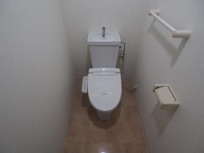 【トイレ】ラムール住吉