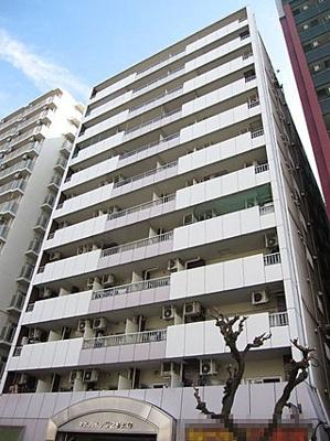 【現地写真】   総戸数83戸の 鉄骨鉄筋コンクリート造のマンションです♪