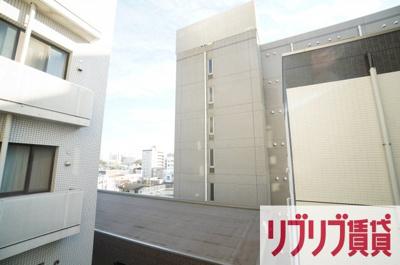 【展望】千葉本町スカイマンション