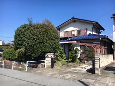 【外観】甲府市6DK戸建住宅