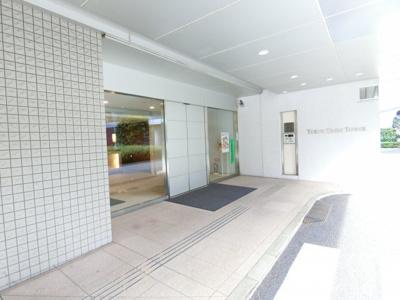 【エントランス】東京タイムズタワー