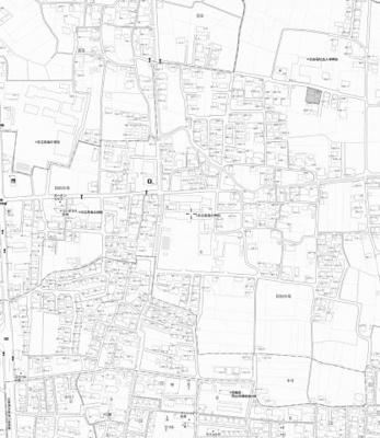 【地図】国府市場戸建