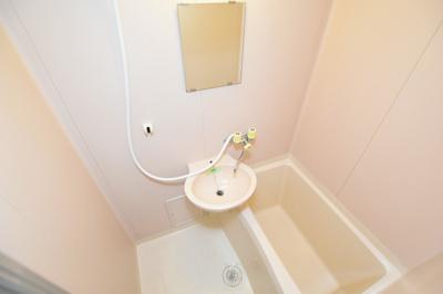 【浴室】シティガーデン中寺