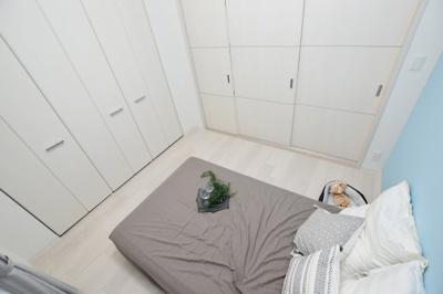 【寝室】グランパシフィック今里LUX