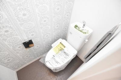 【トイレ】グランパシフィック今里LUX