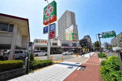 【周辺】キングマンション福島ファーストプレミア