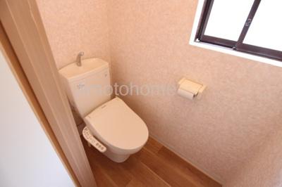 【トイレ】南市岡貸家