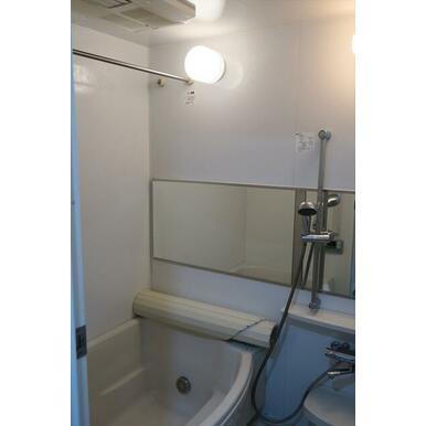 【浴室】ロータリーパレス藤沢