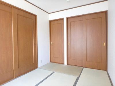 畳の上でゆっくりとくつろげる和室です 【COCO SMILE ココスマイル】