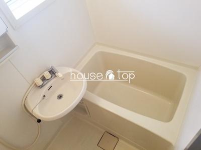 【浴室】フローラルⅡ