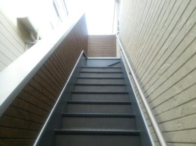 PrendreⅡの階段☆