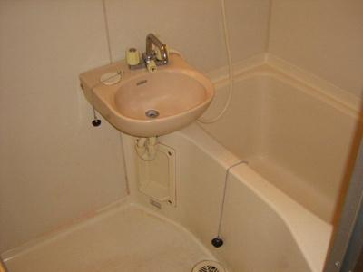 【浴室】フジハイツ南甲子園