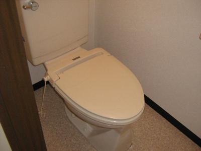 【トイレ】フジハイツ南甲子園