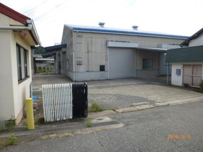 【外観】第2倉庫