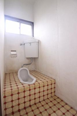 【トイレ】舞子台コーポ